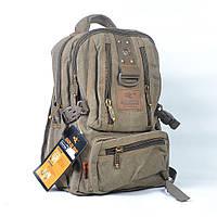 Брезентовый Городской Повседневный Рюкзак GOLD BE! 1304 Синий — в ... 8746c4bee16