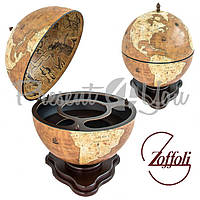 Глобус-бар Zoffoli Srl, h-50, d-40 см (249-0500)