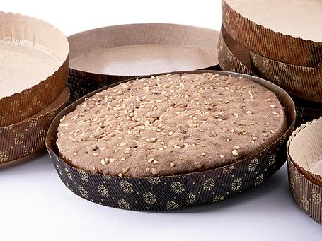 Паперові форми для пирогів (гофровані) 185 * 30 Ecopack, фото 2