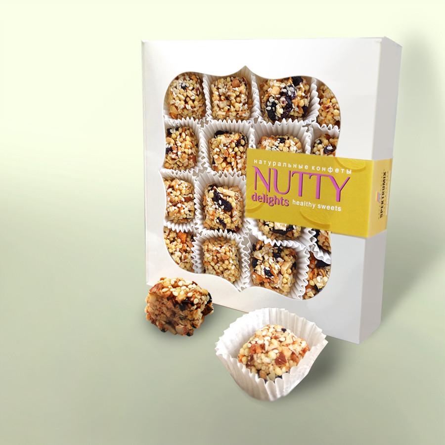 Конфеты фруктовые «Nutty delight» («Ореховый восторг»), 150 г