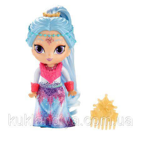 Лялька Лейла - Shimmer and Shine Fisher-Price 15 см