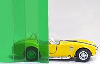 Профилированный монолитный поликарбонат ТМ Borrex 0.8мм 105х200см зеленый