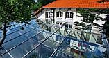 Монолітний полікарбонат Novattro, 6 мм прозорий, фото 2