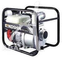 Мотопомпа Koshin SEH-80X бензиновая для чистой воды