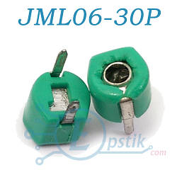 JML06-30P, Конденсато подстроечный, 9-30pF