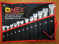 Набор ключей рожково-накидных Onex 12 предметов (OX-233)