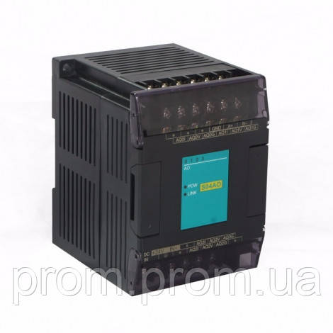 Модуль расширения аналоговый PLC S04AO
