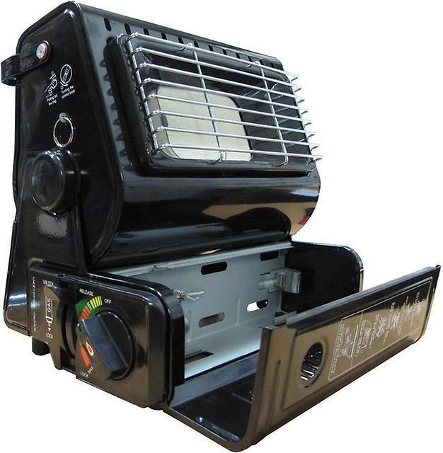 Обогреватель газовый портативный + плитка 1,3kW Portable Gas Heatеr