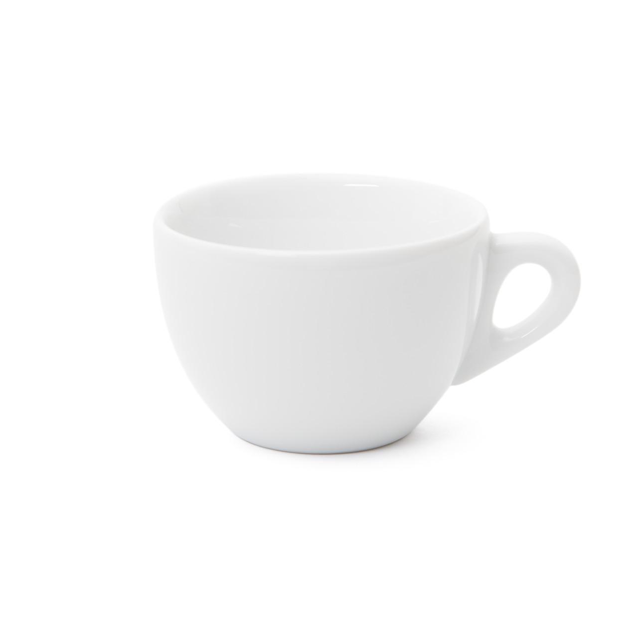 Чашка 260 мл. фарфоровая, белая Large Cappuccino Verona Millecolori, Ancap