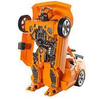 Робот-трансформер Bambi Hero Wake (28168)