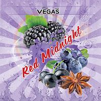 Vegas Red Midnight - 30 мл VG/PG 75/25