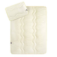 Набор в кроватку: одеяло с подушкой, фото 1