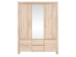 Шкаф 3-х дверный AGUSTYN Мебель_BRW