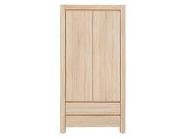 Шкаф 2-х дверный AGUSTYN Мебель_BRW
