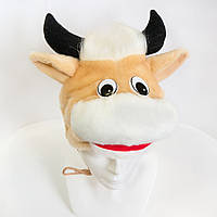 Детская маскарадная шапочка Kronos Toys Бычок (zol_242)