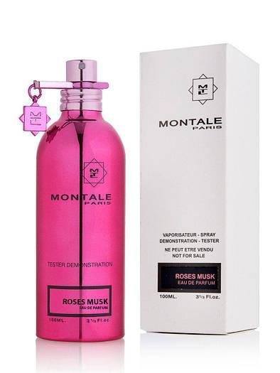 Montale Roses Musk Парфюмированная вода TESTER
