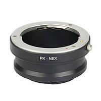 Адаптер переходник Pentax PK - Sony E NEX