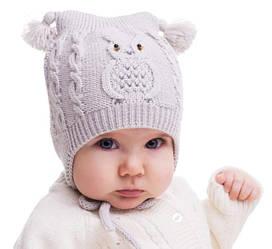 Детские головные уборы оптом