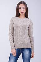 Зимний женский свитер шерстяной Турецкий