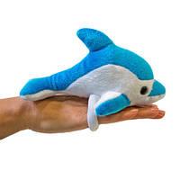 Мягкая игрушка Kronos Toys Дельфин с резинкой на руку (zol_577)