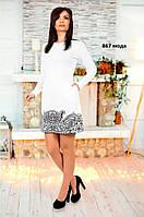 Модное женское платье 867 мода