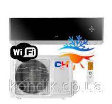 Кондиционер Cooper&Hunter SUPREME (Black) CH-S09FTXAM2S-BL Wi-Fi инвертор, фото 2