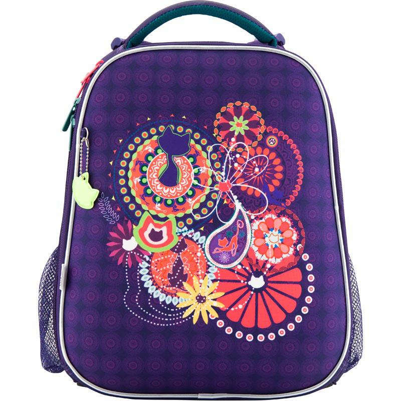 Рюкзак школьний каркасний 531 Catsline, K18-531M-2