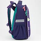 Рюкзак школьний каркасний 531 Catsline, K18-531M-2, фото 7