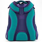 Рюкзак школьний каркасний 531 Catsline, K18-531M-2, фото 3