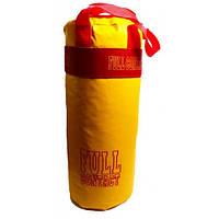 Боксерская груша большая «Full» с перчатками 00004