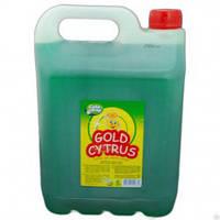 """Моющее средство для посуды """"Golden Cytrus"""", 5л"""