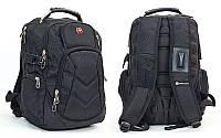Рюкзак городской VICTORINOX (PL, р-р 40x30x18см, черный)
