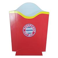 Упаковка для картофеля Фри (Большая, печать Вашего Лого)