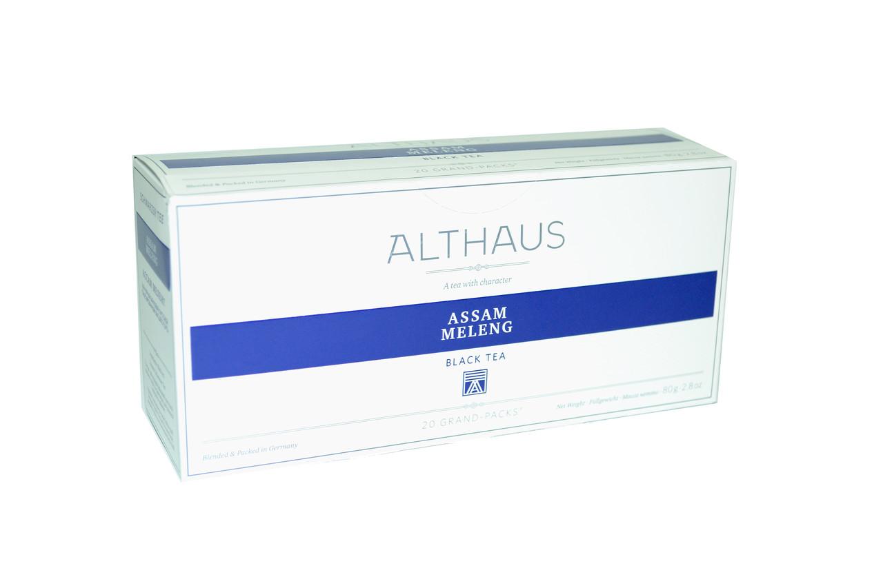 Чай Althaus Grand Packs Assam Meleng 20x4(10)