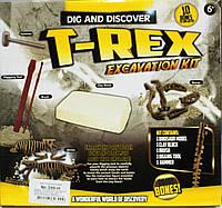 """Набор """"Раскопай скелет динозавра"""" T-Rex (1 модель)"""