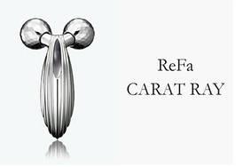 MTG ReFa Carat Ray Лифтинговый Массажер для лица и тела Япония