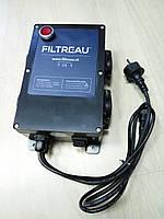 Панель управления барабанным фильтром Filtreau в сборе