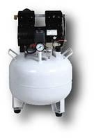 Стоматологический компрессор AC-F1с производительностью 105 литров в минуту при давлении в 4 бар
