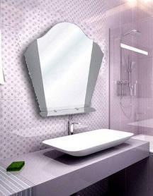 Зеркало для ванной комнаты 650х800 мм Ф2