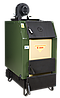 Твердотопливные котлы MJ-3 drewmet с вентилятором в Донецке от 14 до 48квт.