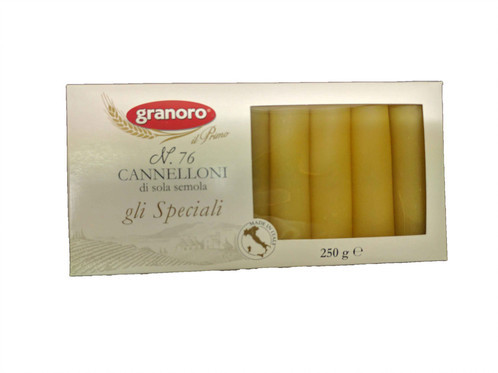 Каннелло́ни (макароны) Granoro № 76  250g
