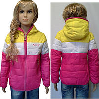 Детские куртки для девочек весна осень