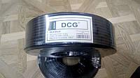 Коаксиальный кабель DCG RG-6