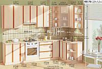 Кухня КХ-70 (2,9 х 1,2 м)