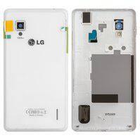 Задняя крышка батареи для мобильных телефонов LG E975 Optimus G, LS970 Optimus G, белая