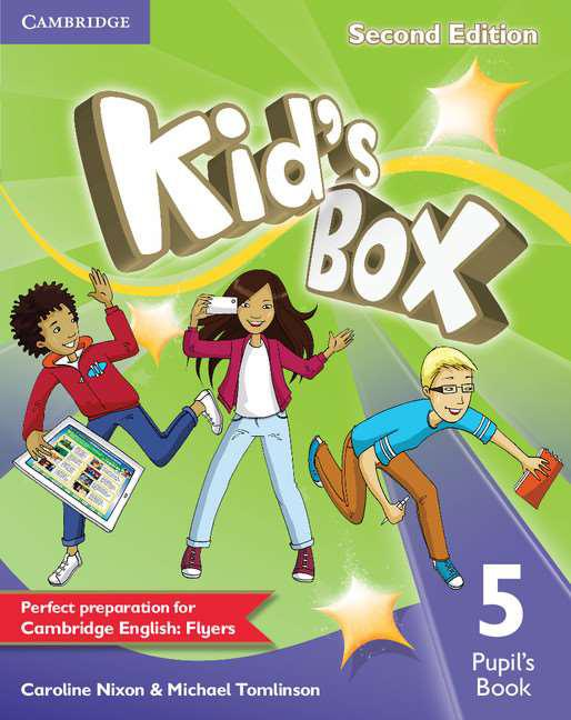 Kid's Box Second Edition 5 Pupil's Book (учебник)