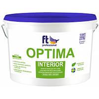 FT Professional Optima Interior краска латексная для стен и потолков