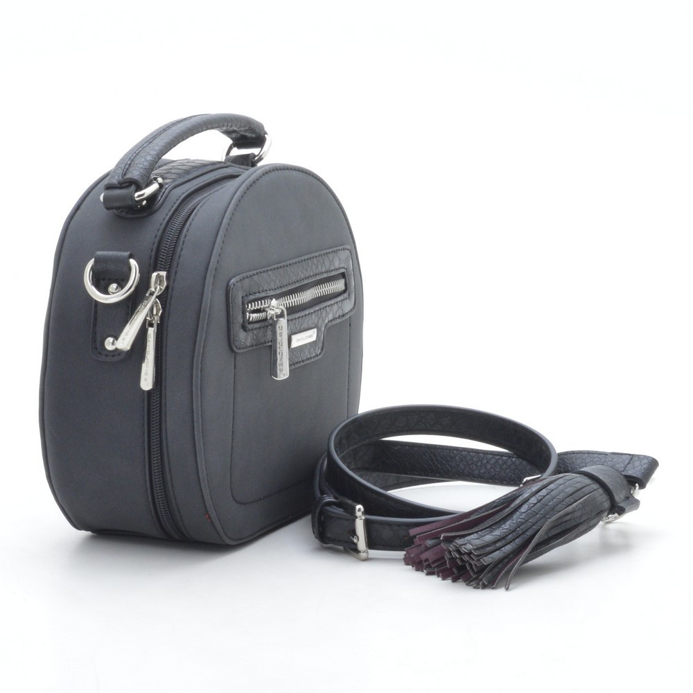 Кругла жіноча сумка D. Jones 5714-2