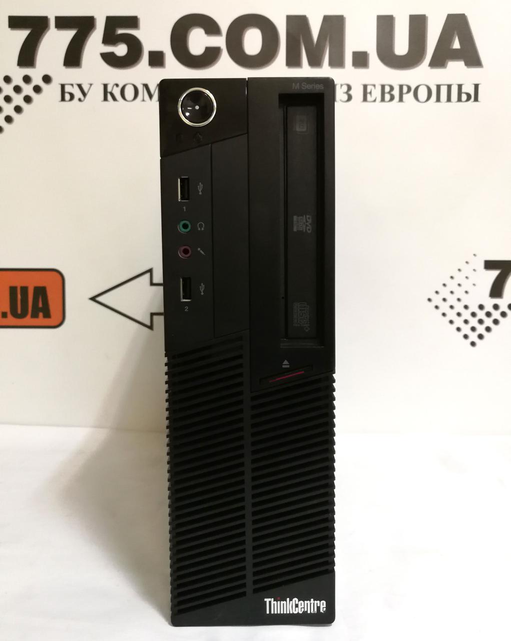 Компьютер Lenovo M90 DT, Intel G2020 2.9GHz, RAM 4ГБ, SSD 120ГБ