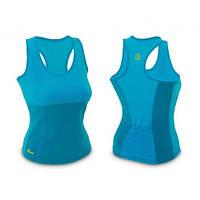 Майка для фитнеса (похудения) HOT SHAPERS голубой